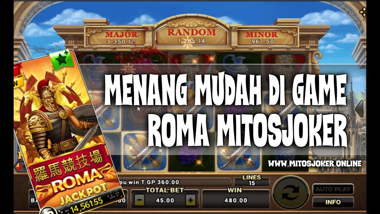 GAME SLOT SITUS JUDI ONLINE INDONESIA MITOSBET